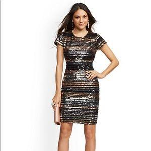 Medium sequined NY&Co dress